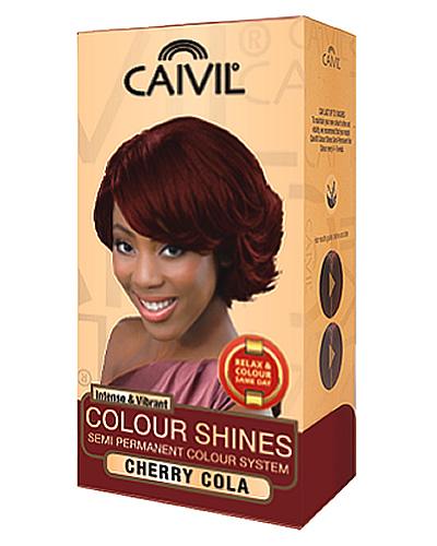 caivil hair colour - cherry cola