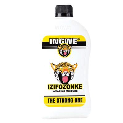 Ingwe-Izifozonke mixture-500ml