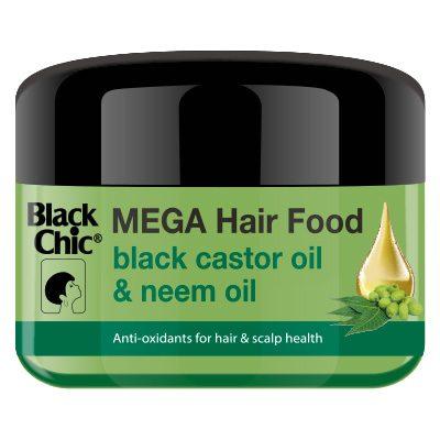 Mega-Hair-Food-Black-Castor-Oil-&-Neem-Oil
