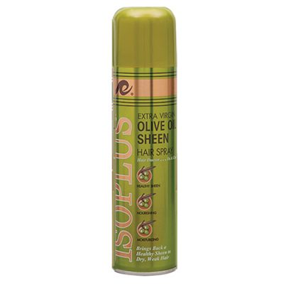 isoplus_extra_virgin_olive_oil_braid_sheen_hair_spray